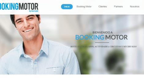 potente motor de búsquedas en turismo