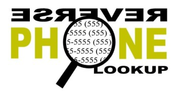 number lookup graphic