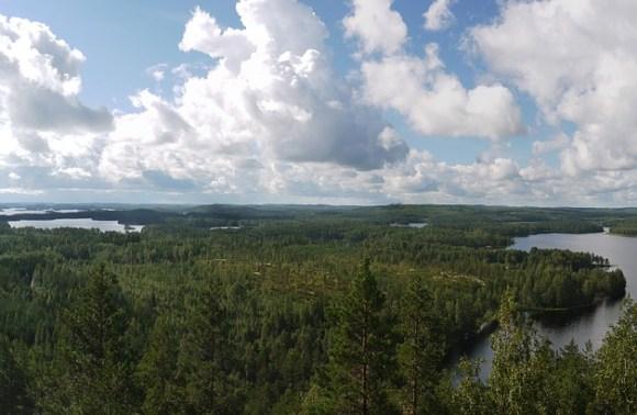 Finlandia, il paese dei mille laghi