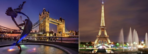 Londra e Parigi - Doppio City Break