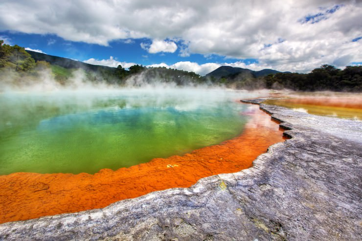 Top 10 Unusual Natural Wonders