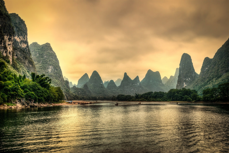 The Poetic Li River Cruise In China Places To See In
