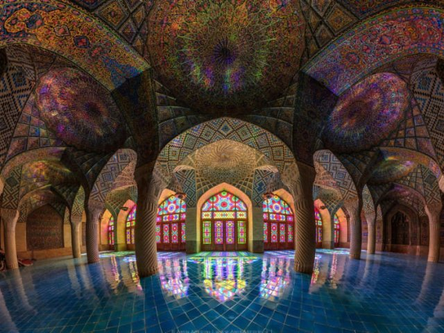 Top 10 Arabic Architecture-Nasir-Photo by Amin Abedini