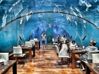 Top 10 Unusual Restaurants Around the World | Places To ...