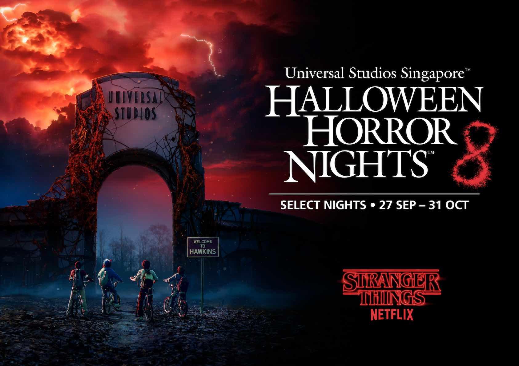 Universal Studios Singapore Halloween Horror Nights 8