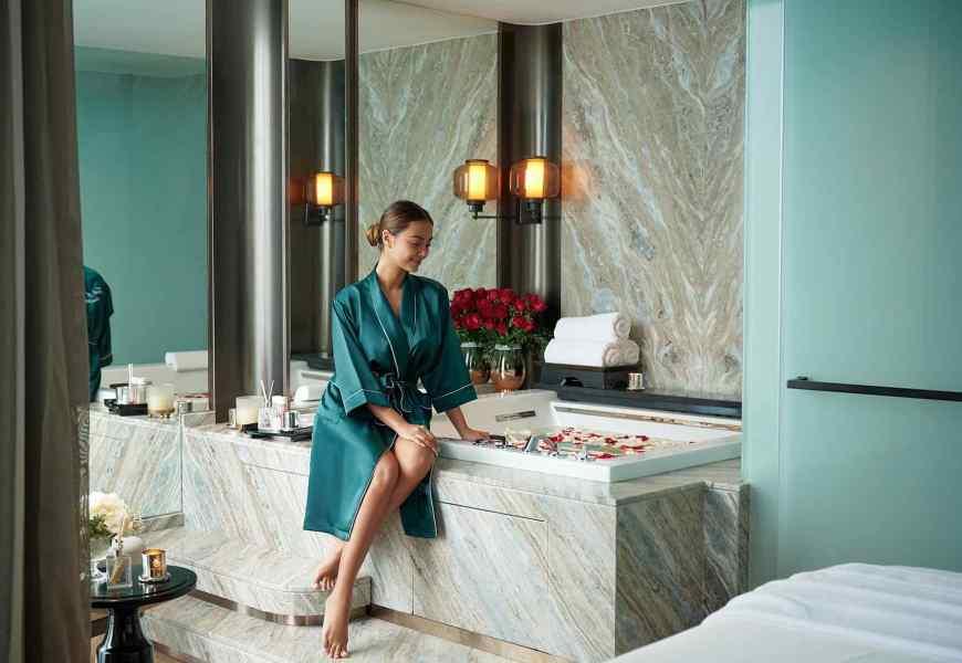 Luxuriate At The All-New VIE Spa by ORGANIKA, Vie Hotel Bangkok