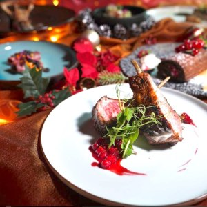 Christmas Feasting At The Spot, Wakanui Grill Dining & Perch Singapore
