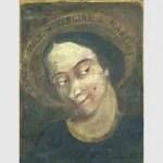 santa pupa Museo di Roma in Trastevere