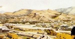 Garibbo bisagno 1822