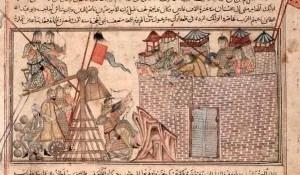 caffa assediata dai mongoli