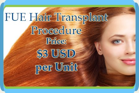 Follicular Unit Extraction Procedure in China