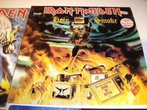 Iron Maiden Holy Maiden