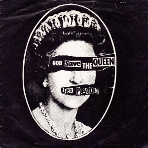 Sex Pistols – God Save The Queen Label: Virgin – 11.308-A