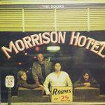 The Doors Morrisson hotel Vinyl sleeve