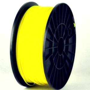 PLA 1.75mm 1KG 3D printer consumables yellow HIGH QUALITY GARANTITA SU MAKERBOT, MULTIMAKER, ULTIMAKER, REPRAP, PRUSA