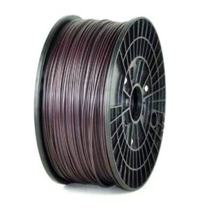 PLA 1.75mm 1KG 3D printer consumables brown HIGH QUALITY GARANTITA SU MAKERBOT, MULTIMAKER, ULTIMAKER, REPRAP, PRUSA