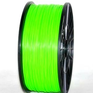ABS 3.00mm 1KG 3D printer consumables clear green HIGH QUALITY GARANTITA SU MAKERBOT, MULTIMAKER, ULTIMAKER, REPRAP, PRUSA