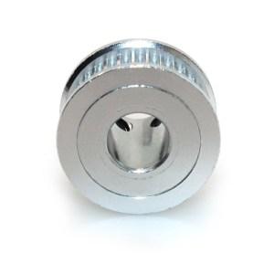 Puleggia GT2 Foro 6mm 30 Denti in Alluminio