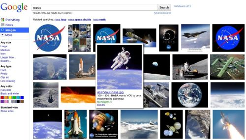 Google Updates Image Search, Angers Webmasters Image