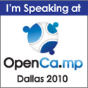 Heading to OpenCamp 2010 Image