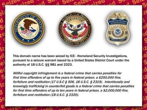 ICE Seizure Notice Image