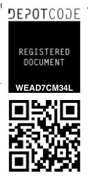 DepotCode: Copyright Verification Through QR Codes Image