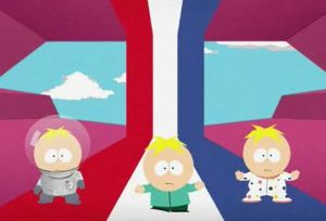 South Park Butters What What