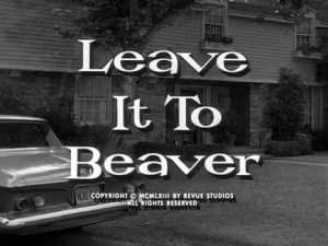 Leave it to Beaver Title
