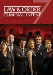 Law and Order Criminal Intent Season 7