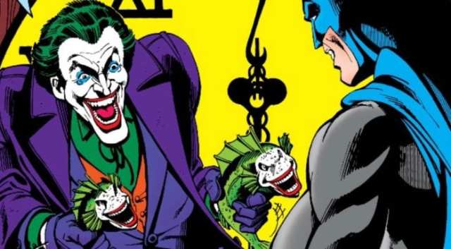 The Time the Joker Tried to Copyright a Fish - Plagiarism Today