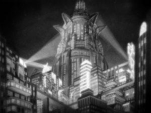 Metropolis Still