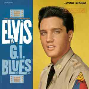 Elvis Album Cover