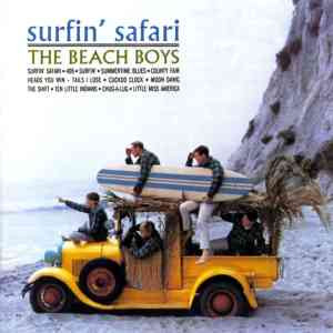 Surfin Safari Cover