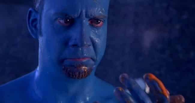 Jason Turns Wolf Blue