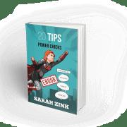 20 Tips eBook Cover Transparent single