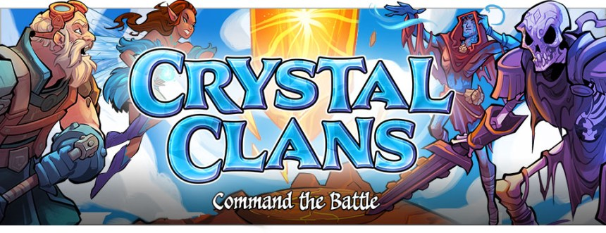 Image result for Crystal Clans board game