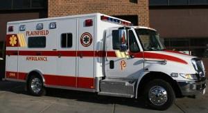 2007 Reserve Ambulance