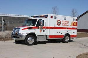 2009 Horton Ambulance