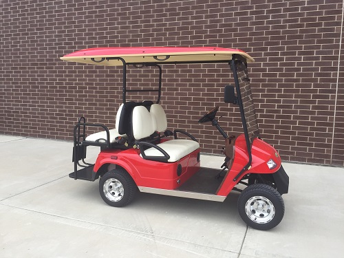 PFPD Golf Cart