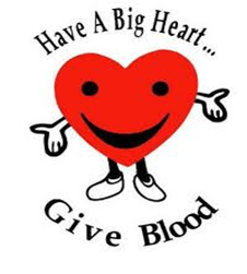 Plainsboro Public Library Blood Drive