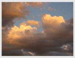 Southwest Rain by Rita Mosiman