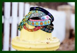 A Girl and Her Band headband