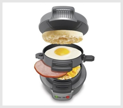 All in one toaster, egg maker by Hamilton Beach
