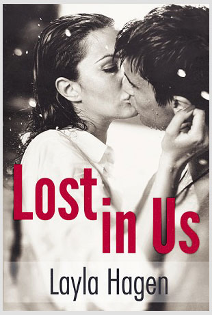 Lost In Us book promo on Plain Talk Book Marketing