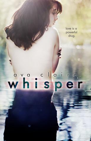 Book cover for Whisper