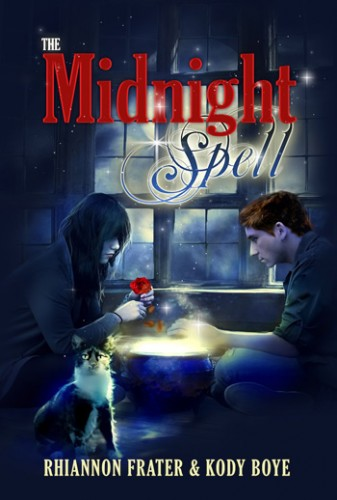 Midnight Spell book cover