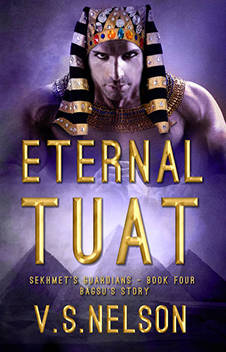 Eternal Tuat book cover