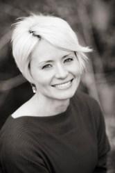 Photo of Hannah Clark, author