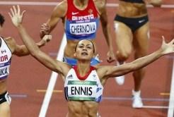 Ennis sprinter