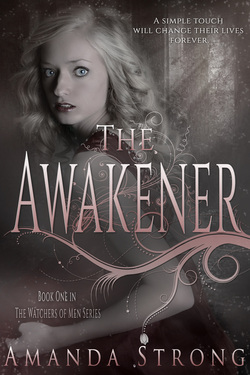 The book cover for The Awakener